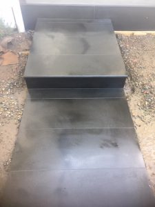 sandstone pressure cleaning Limeburners Creek